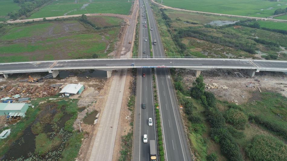 Đường 319 kết nối cao tốc TP.Hồ Chí Minh Long Thành Dầu Giây
