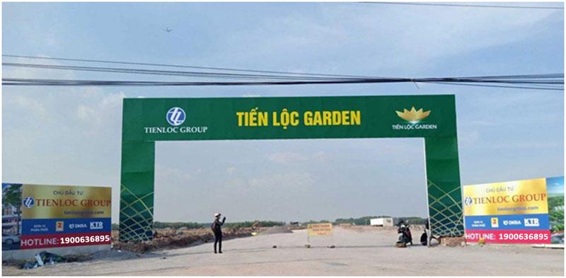 Khu dân cư Tiến Lộc Garden